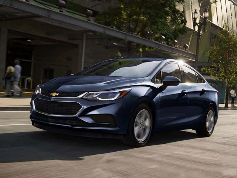 Giá xe ô tô Chevrolet Cruze 2019 mới nhất
