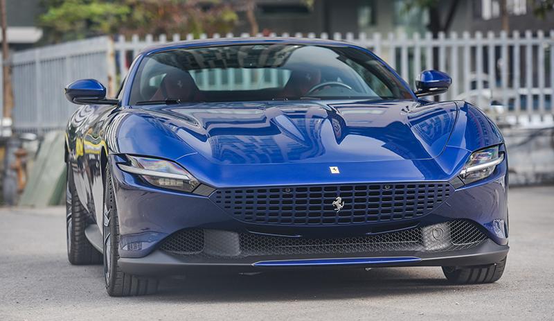 Ferrari Roma đầu tiên về Việt Nam