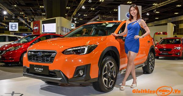 Đánh giá xe Subaru XV 2019, kèm giá bán 10/2019