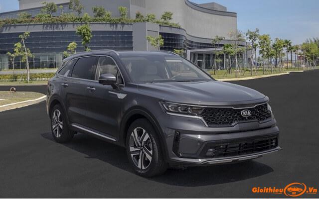 Video xe Kia Sorento 2021 bản Deluxe được trang bị gì? So sánh chi tiết các phiên bản