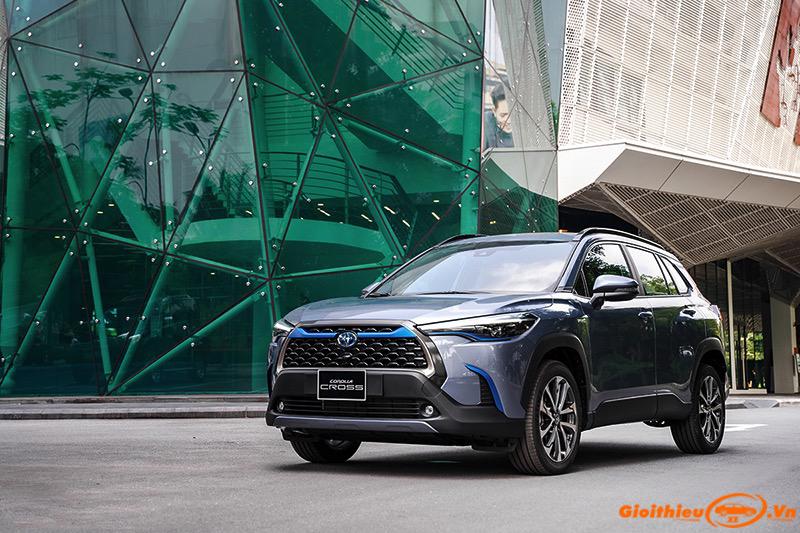 Bảng giá xe Toyota cập nhật mới nhất tháng 09/2020, khuyến mại giảm giá