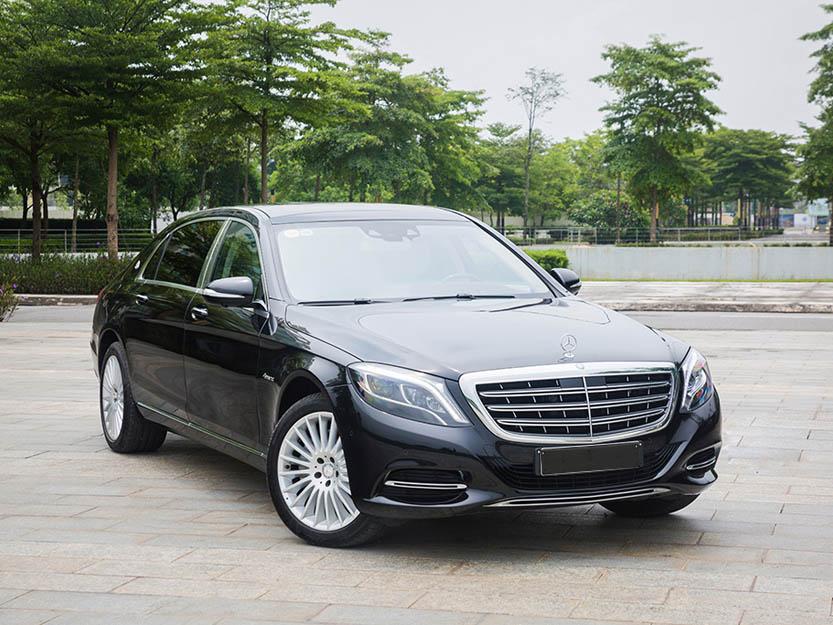 Bảng giá xe Mercedes-Benz mới nhất tháng 10/2020