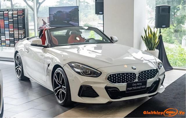 Chi tiết xe BMW Z4 2021 kèm giá bán mới nhất tháng 12/2020