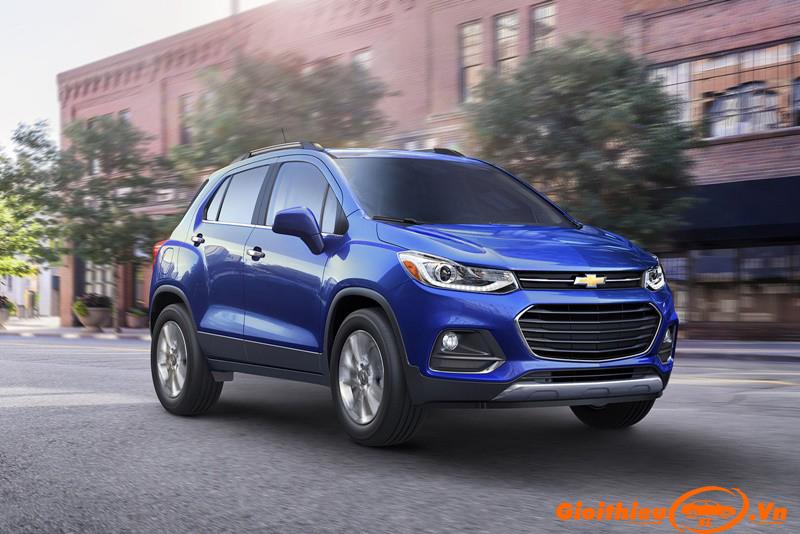 Chi tiết xe Chevrolet Trax 2020, kèm giá bán mới nhất tháng 01/2020