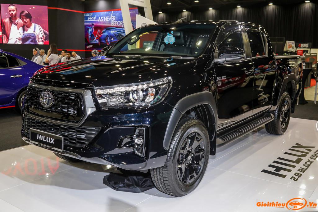 Đánh giá xe Toyota Hilux 2021, thông số kĩ thuật kèm giá bán tháng 08/2020