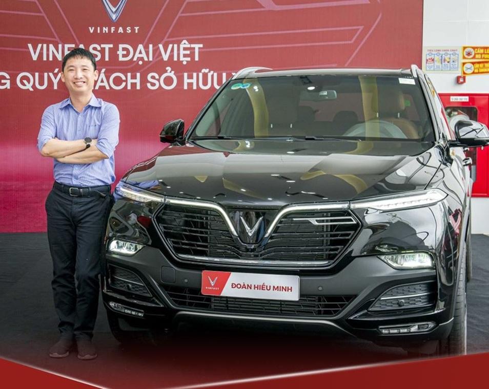Chủ tịch Rolls - Royce Motor Cars review xe Vinfast Lux SA độ cực chất, lên mấu xe Vinfast President