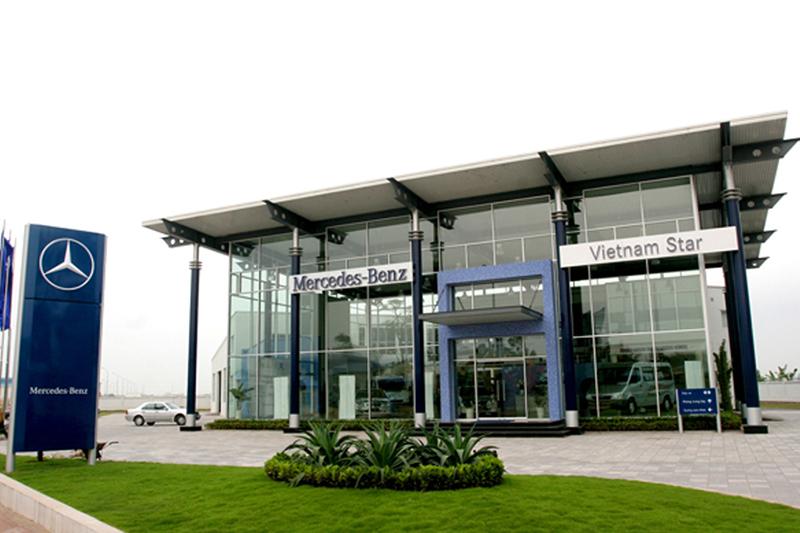 Danh sách các đại lý Mercedes chính hãng tại Hà Nội uy tín nhất năm 2020