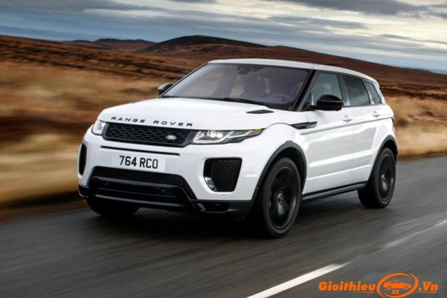 Đánh giá xe Range Rover Evoque 2019, giá bán kèm khuyến mại 10/2019