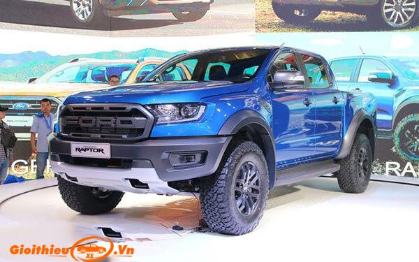 Đánh giá xe Ford F150 Raptor có giá hơn 4 tỷ tại Việt Nam