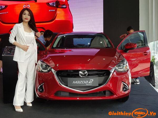 Đánh giá xe Mazda 2 2019, thông số kĩ thuật, giá bán kèm giá lăn bánh 08/2019