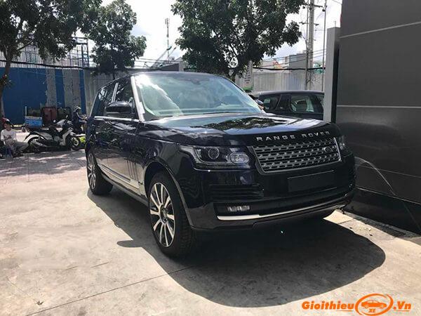 Đánh giá xe Range Rover Vogue 2019, kèm giá bán tháng 10/2019