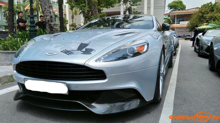 Đánh giá xe Aston Martin Vanquish 2020, kèm giá bán mới nhất tháng 06/2020