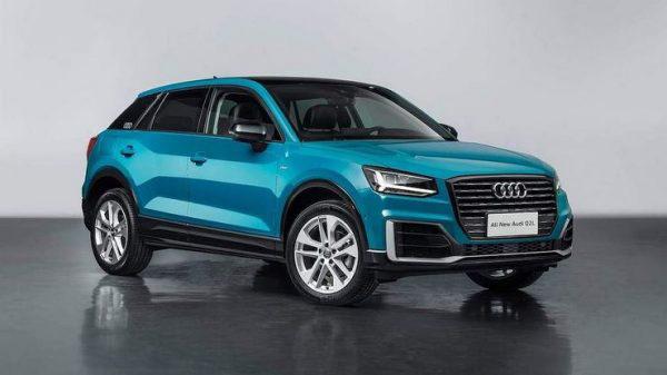 Giá xe ô tô Audi Q2 2019 mới nhất
