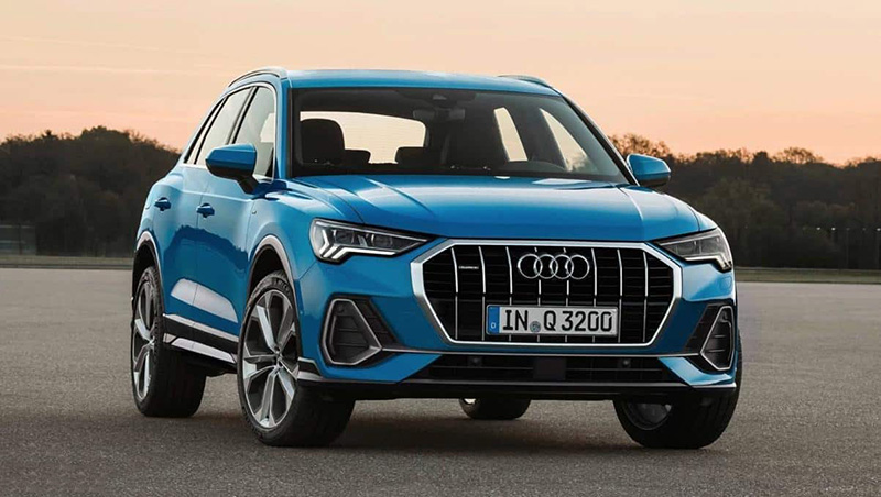 Giá xe Audi Q3 2019 mới nhất