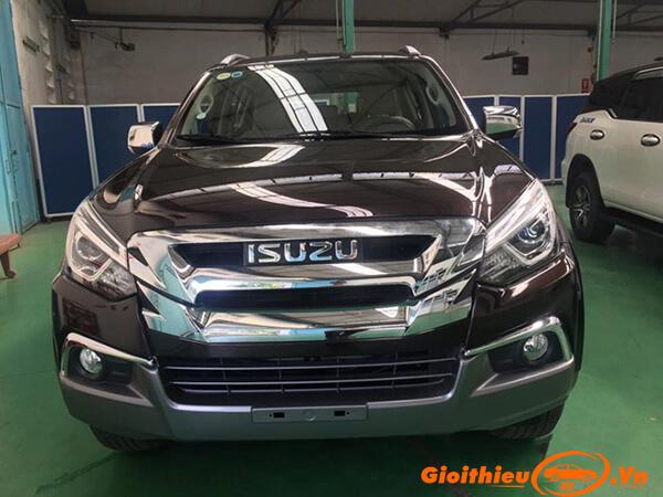 Chi tiết xe Isuzu Mu-X 3.0 PRESTIGE 4X4 AT 2019, kèm giá bán 09/2019