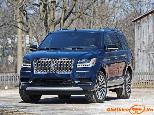 Chi tiết xe Lincoln Navigator, kèm giá bán mới nhất tháng 07/2020