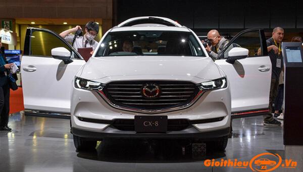 Mazda CX8 Deluxe 2019 mới, Kèm giá bán mới nhất (07/2019)