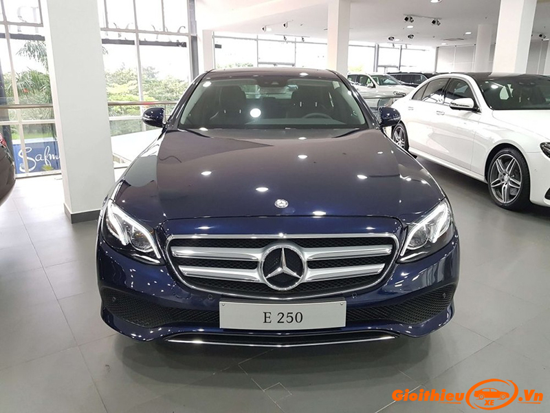 Mec E250: Giá bán xe Mercedes Benz E250 mới nhất tháng 8/2020