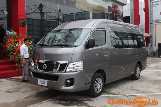 Chi tiết xe 16 chỗ Nissan NV350  Urvan 2019, kèm giá bán 09/2019