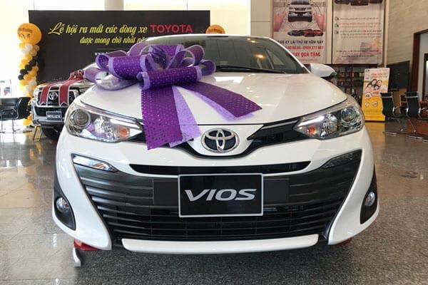 Lộ thông tin Toyota Vios 2021 sắp ra mắt tại Việt Nam