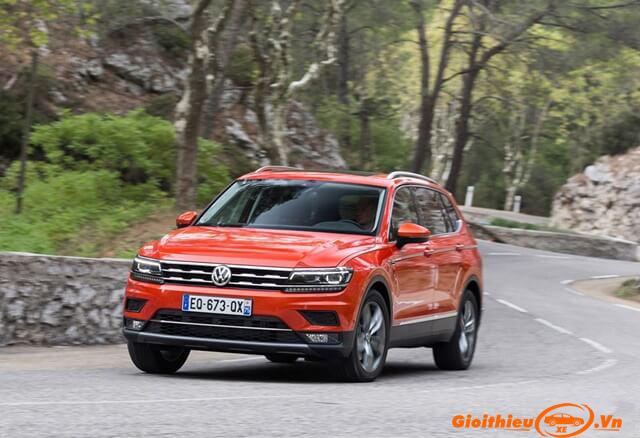 Đánh giá xe Volkswagen Tiguan Allspace 2019, kèm giá bán 07/2019