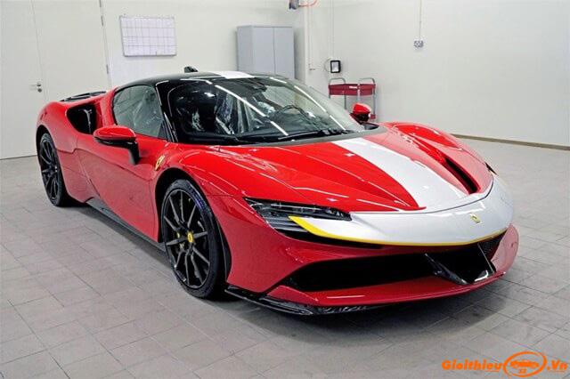 Chi tiết xe Ferrari SF90 Stradale, thông số kĩ thuật kèm giá bán tháng 06/2020