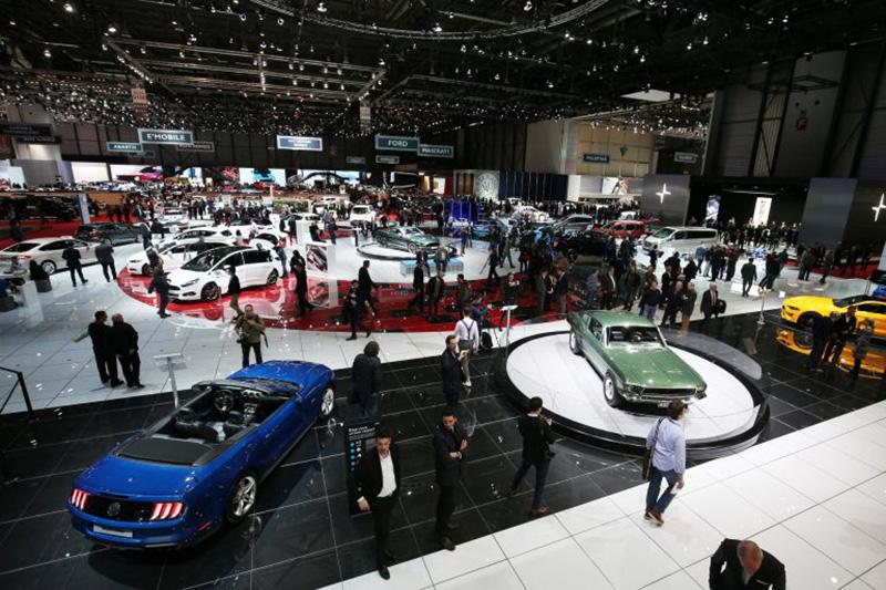 Triển lãm ô tô Geneva Motor Show 2020 bị hoãn vì dịch Covid-19
