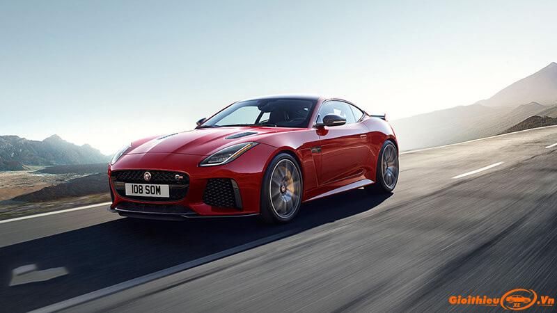 Đánh giá xe Jaguar F-Type 2020, kèm giá bán mới nhất tháng 06/2020
