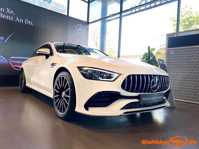 Đánh giá xe Mercedes-AMG GT 53 4MATIC + 4-Door Coupe, giá bán tháng 08/2020