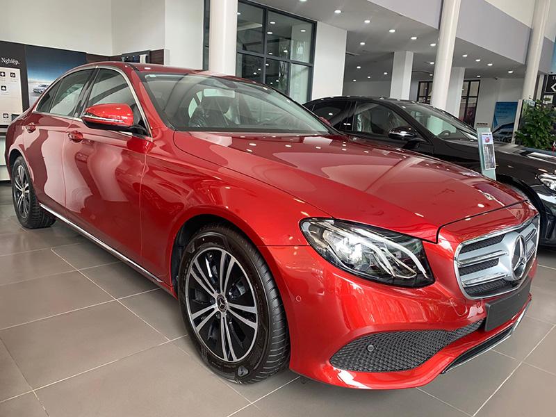 Chi tiết xe Mercedes-Benz E180 2020, kèm giá bán mới nhất tháng 03/2020