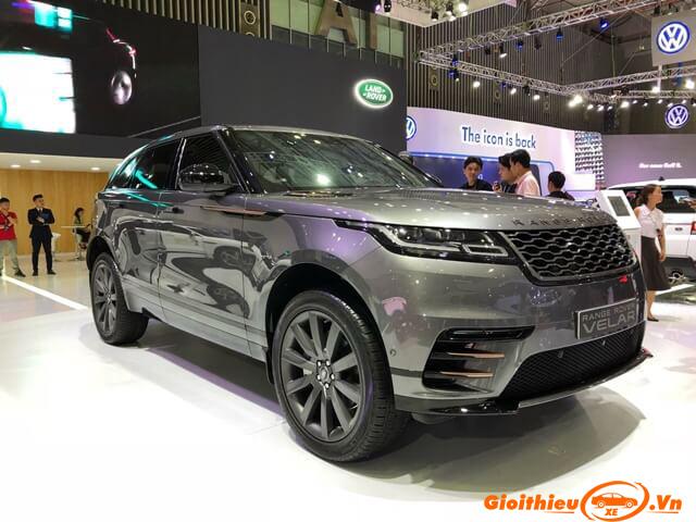 Chi tiết xe Range Rover Velar 2019, kèm giá bán tháng 10/2019