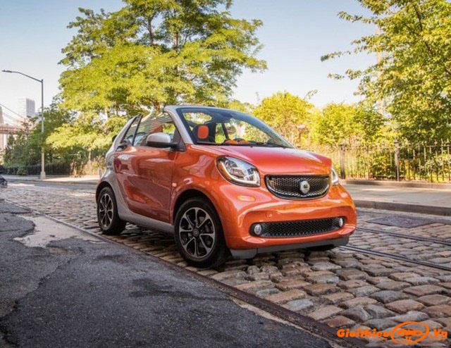 Bảng giá xe Smart 2020 mới nhất, cập nhật tháng 07/2020