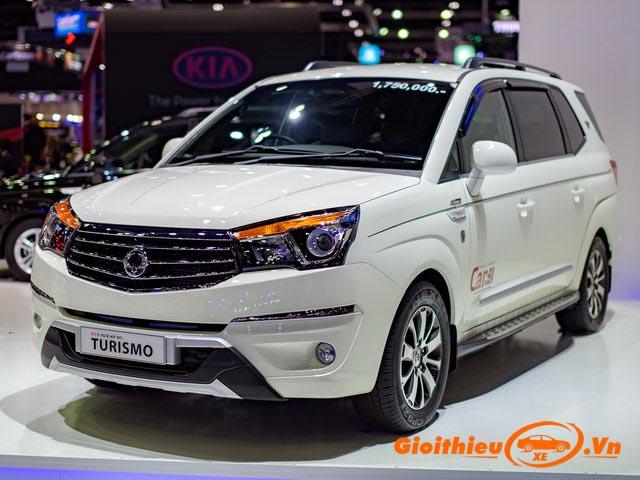 Chi tiết xe Ssangyong Stavic 2019, kèm giá bán 08/2019