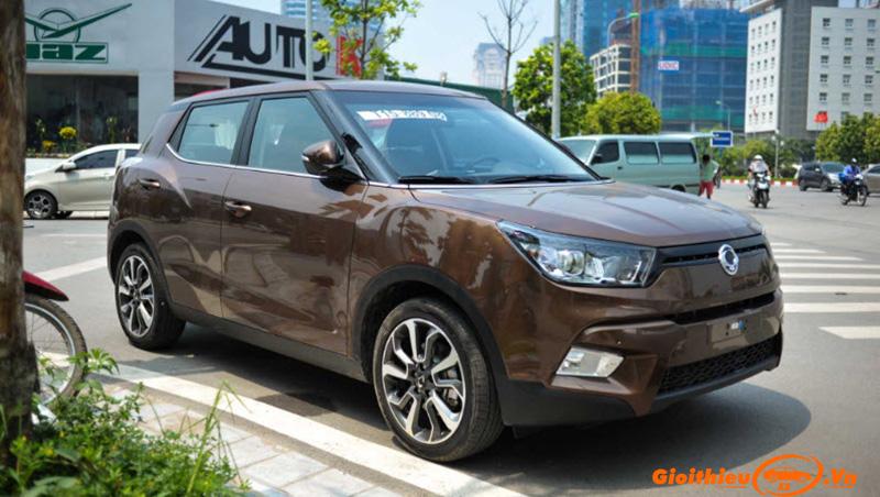 Đánh giá xe SsangYong Tivoli 2019, kèm giá bán 08/2019