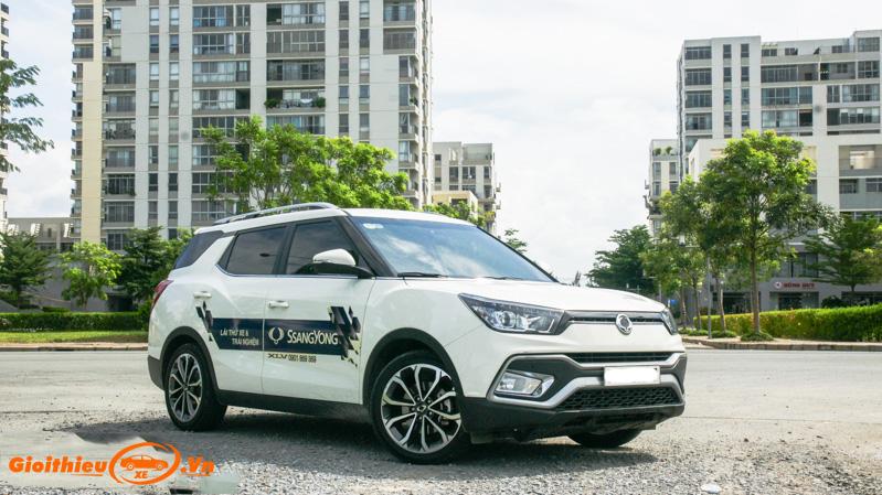 Đánh giá xe Ssangyong XLV 2019, kèm giá bán 08/2019