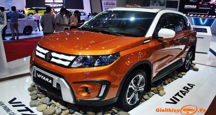 Chi tiết xe Suzuki Vitara 2019, kèm giá bán tháng 10/2019