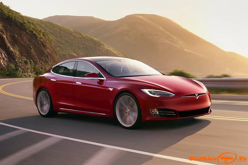 Chi tiết xe Tesla Model S 2020, kèm giá bán tháng 06/2020