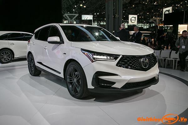 Bảng giá xe Honda Acura 2020 mới nhất tháng 7/2020