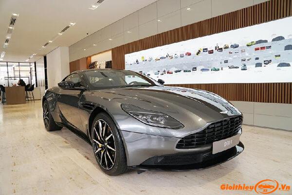 Chi tiết xe Aston Martin DB11 V8 2020, kèm giá bán mới nhất tháng 06/2020