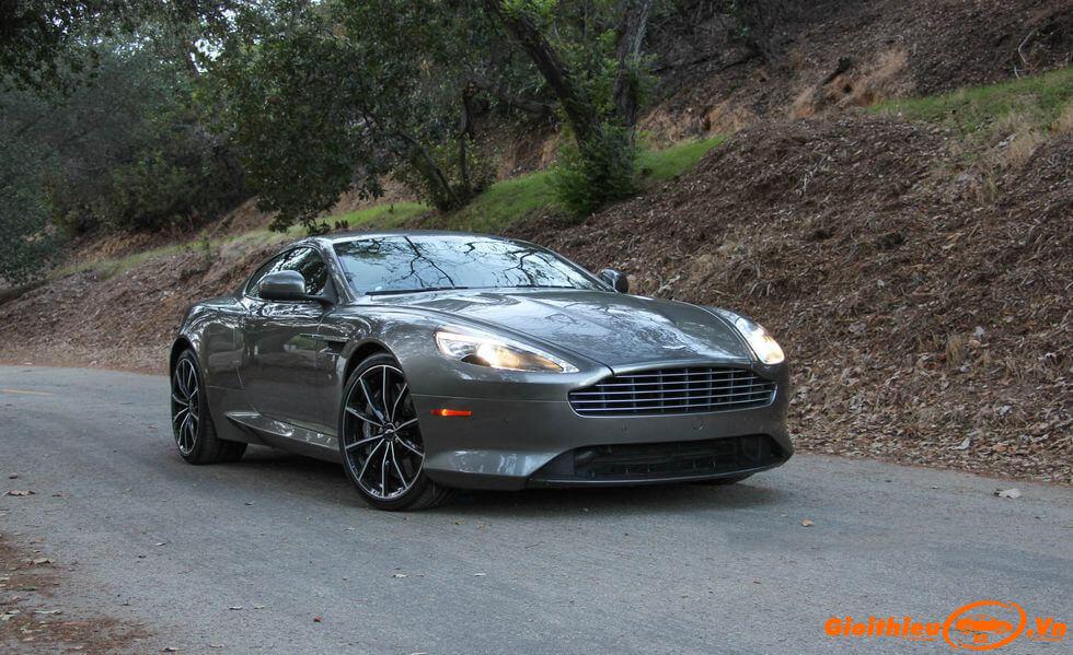Chi tiết xe Aston Martin DB9 GT 2020, kèm giá bán tháng 06/2020