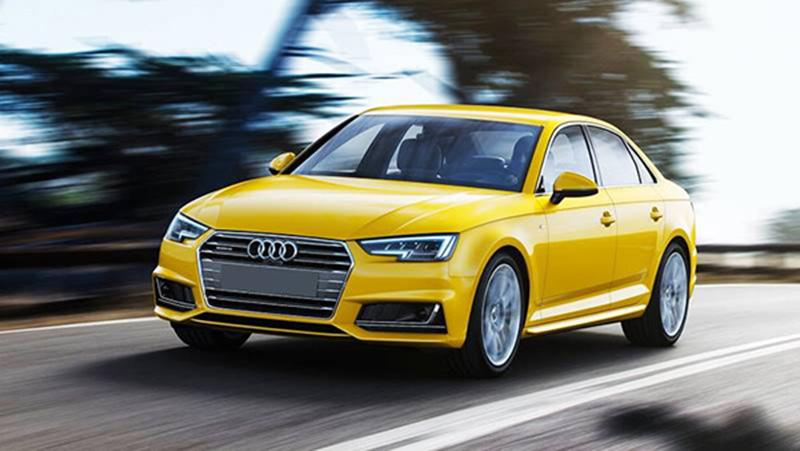 Giá xe ô tô Audi A4 2019 mới nhất