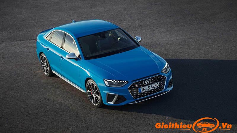 Chi tiết xe Audi A4 2021 hoàn toàn mới, kèm giá bán