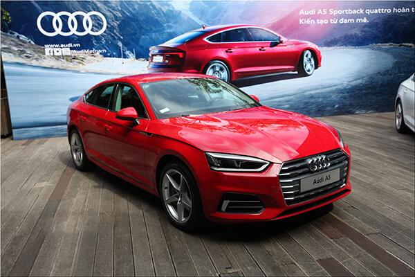 Bảng giá xe Audi 2019 Mới nhất, kèm giá bán 05/2019
