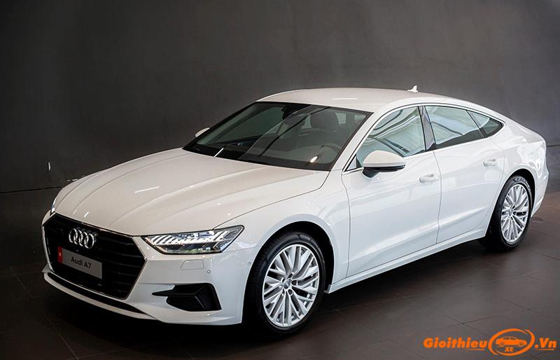 Đánh giá xe Audi A7 Sportback 2021, kèm giá bán tháng 06/2021