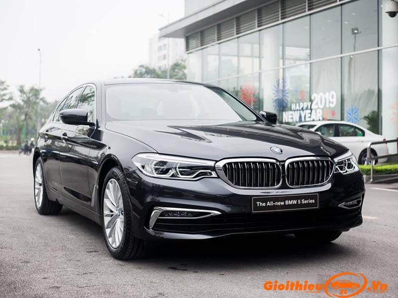 Chi tiết xe BMW 520i 2019 G30, giá bán mới nhất (12/2019)