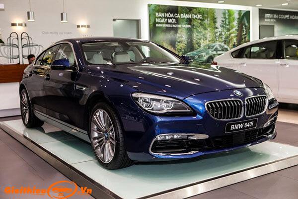 Chi tiết xe BMW 640i Gran Coupe 2019, kèm giá bán mới nhất tháng 12/2019