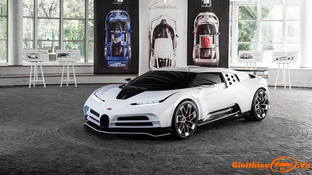 Chi tiết xe Bugatti Centodieci, kèm giá bán tháng 7/2020