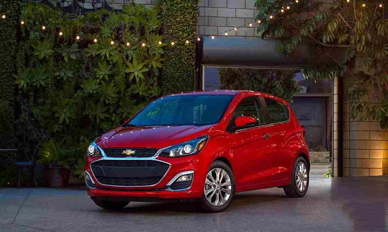 Giá xe ô tô Chevrolet Spark 2019 mới nhất