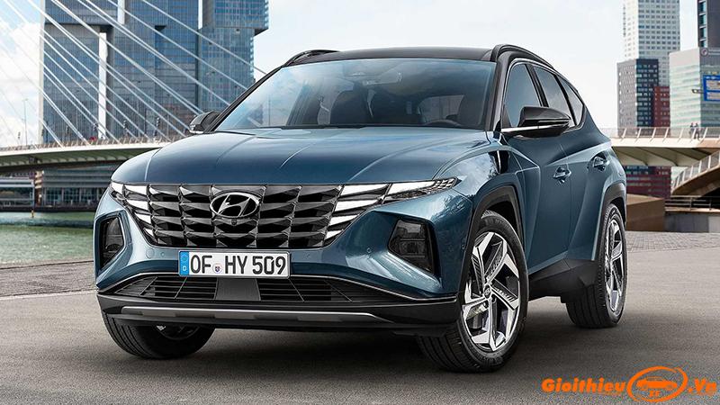 Đánh giá xe Hyundai Tucson 2021 hoàn toàn mới, kèm giá bán tháng 09/2020