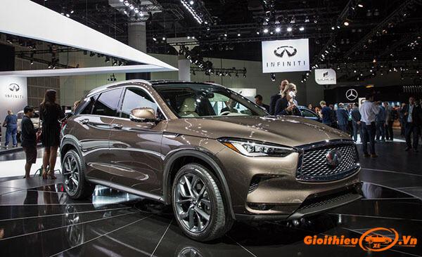Chi tiết xe Infiniti QX50 2021, thông số kĩ thuật kèm giá bán 01/2021